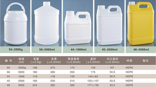 黑龙江化工塑料瓶